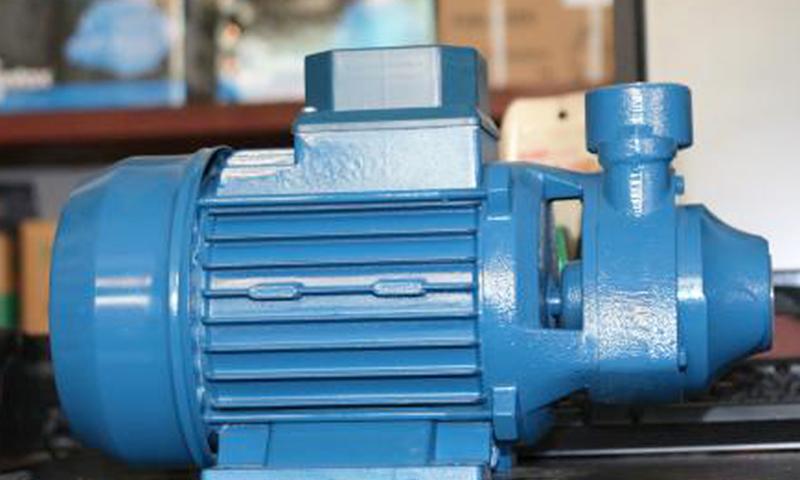 什么情况下应更换水泵的轴承和水泵叶轮?